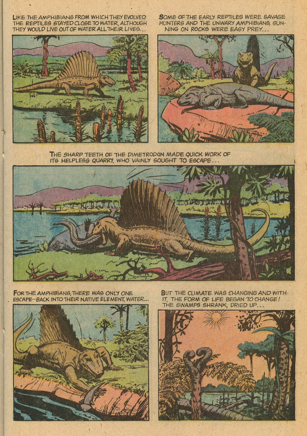 Read online Turok, Son of Stone comic -  Issue #115 - 21