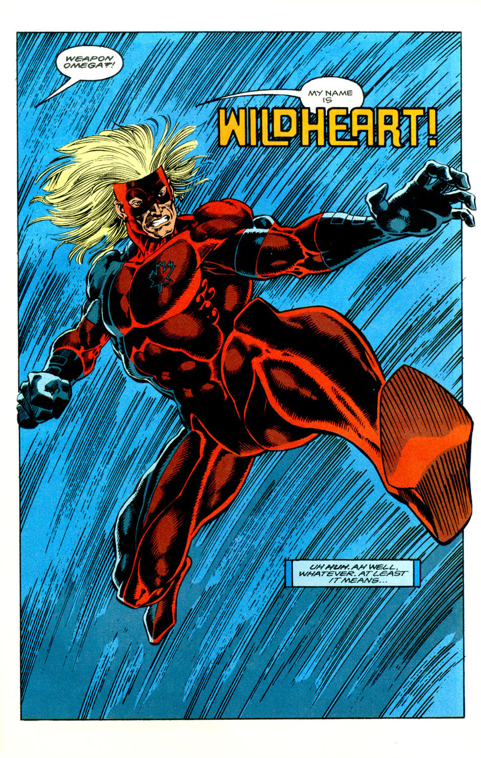 Read online Alpha Flight (1983) comic -  Issue #119 - 20