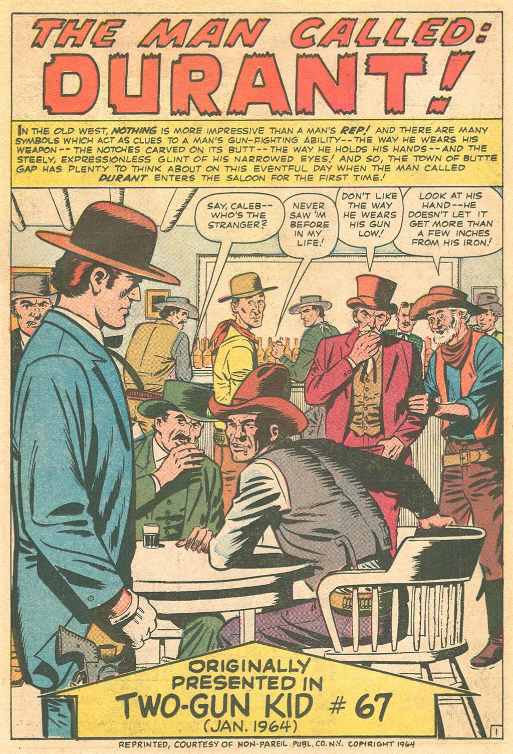 Read online Two-Gun Kid comic -  Issue #86 - 26