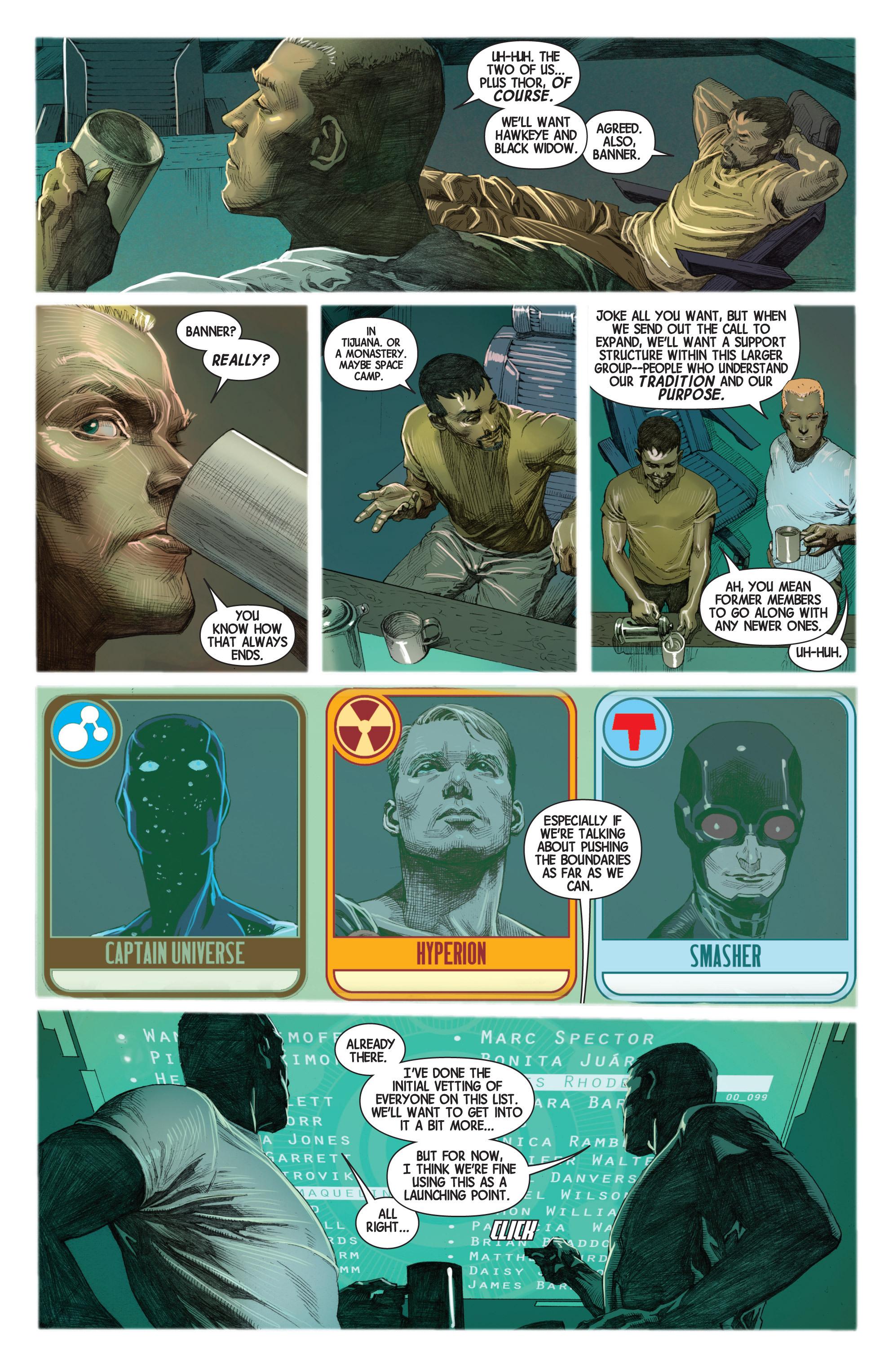 Read online Avengers (2013) comic -  Issue #Avengers (2013) _TPB 1 - 39