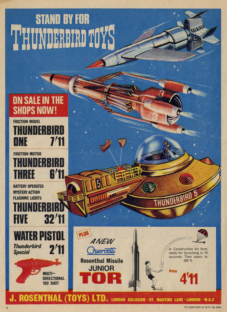 Read online TV Century 21 (TV 21) comic -  Issue #71 - 8