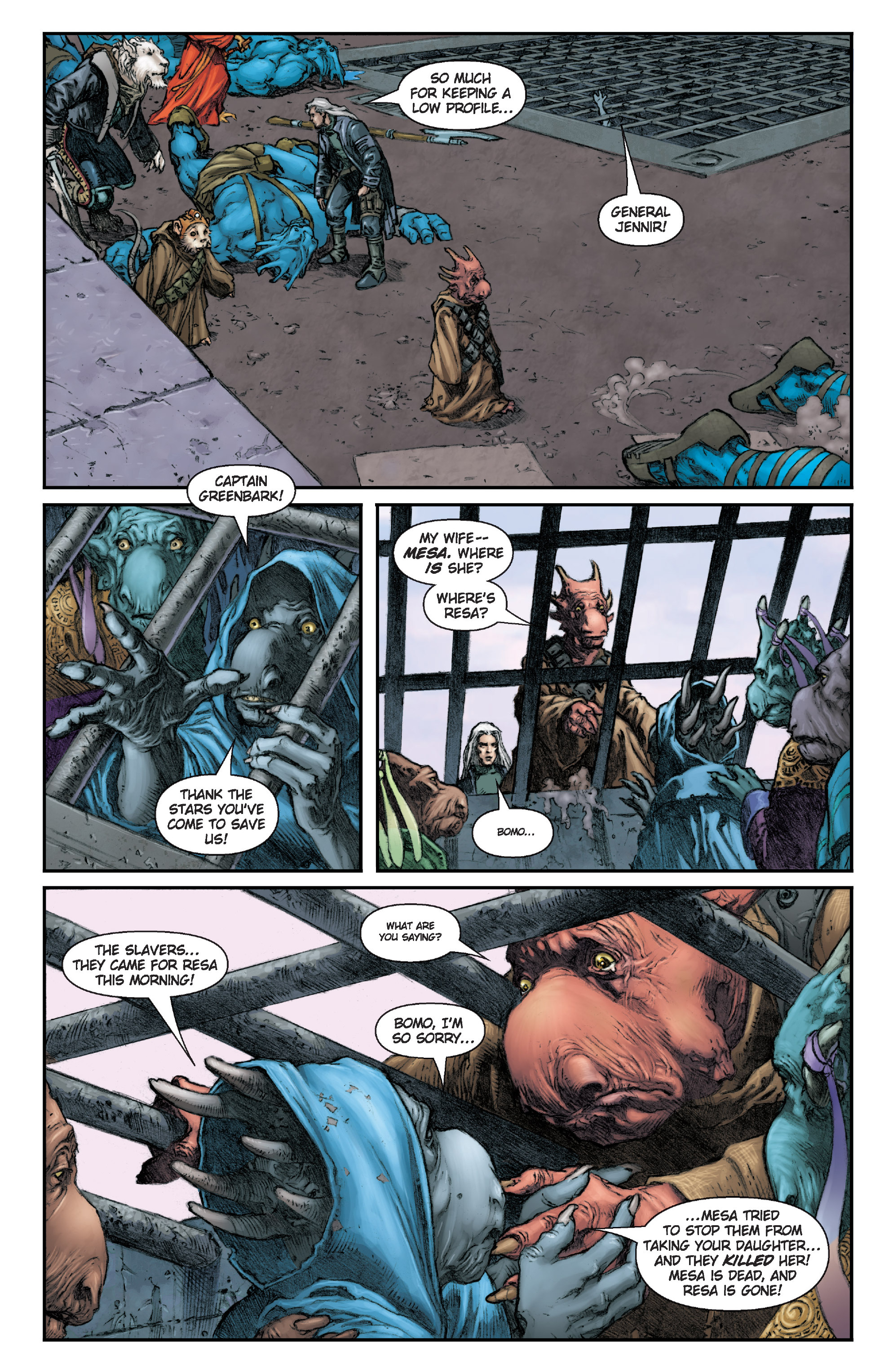 Read online Star Wars Omnibus comic -  Issue # Vol. 31 - 120