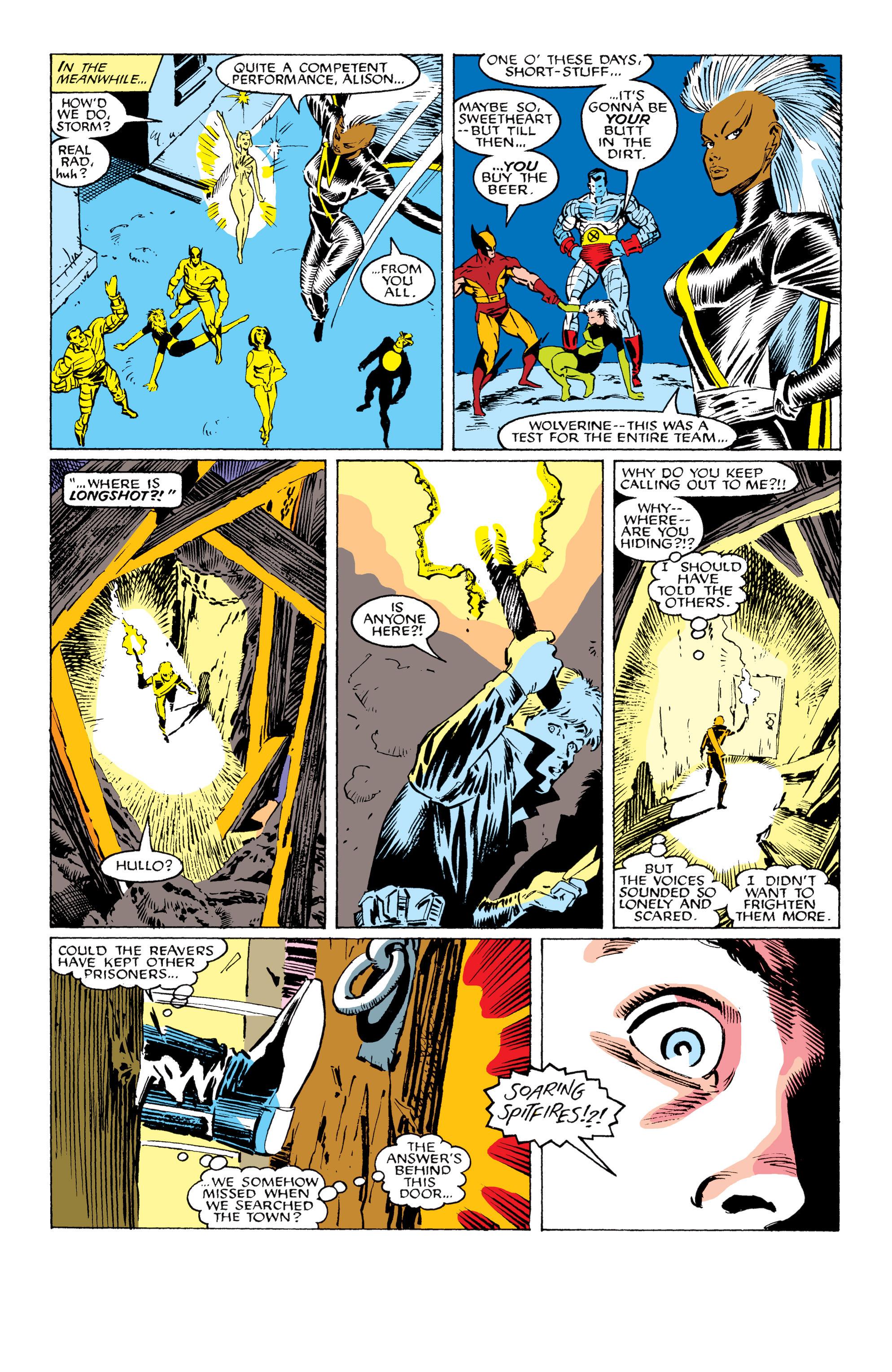 Read online Uncanny X-Men (1963) comic -  Issue #230 - 6