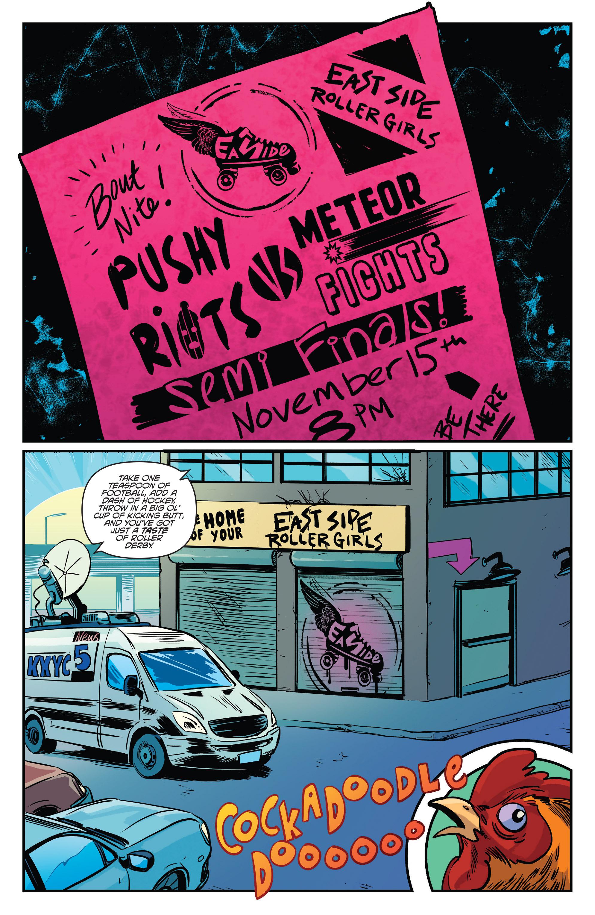 Read online Slam! comic -  Issue #4 - 3