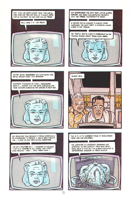 Read online Dare comic -  Issue #3 - 13