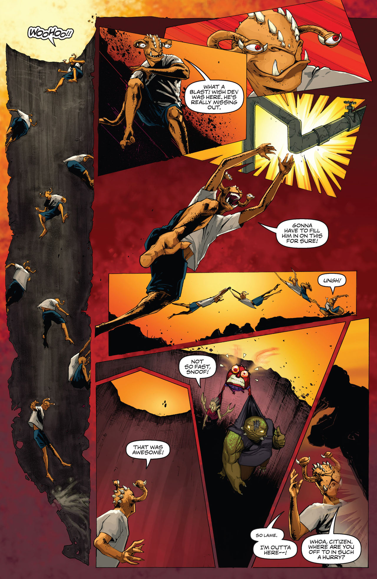 Read online Shrugged (2013) comic -  Issue #1 - 17