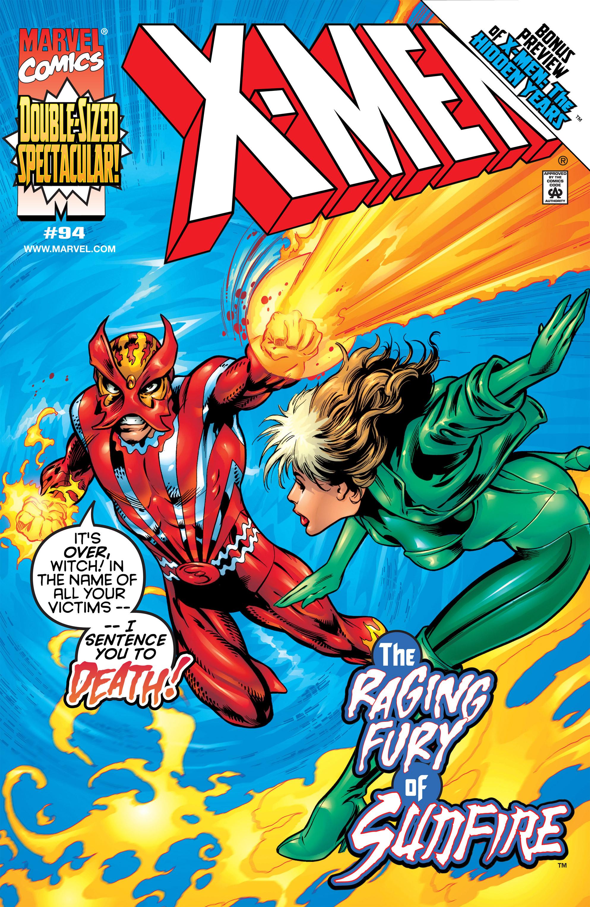 X-Men (1991) 94 Page 0
