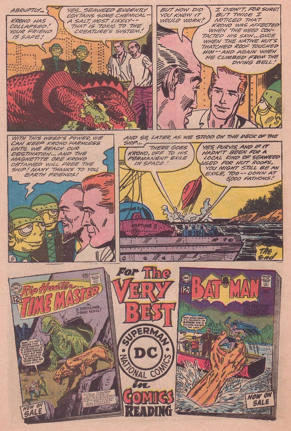 My Greatest Adventure (1955) issue 65 - Page 32