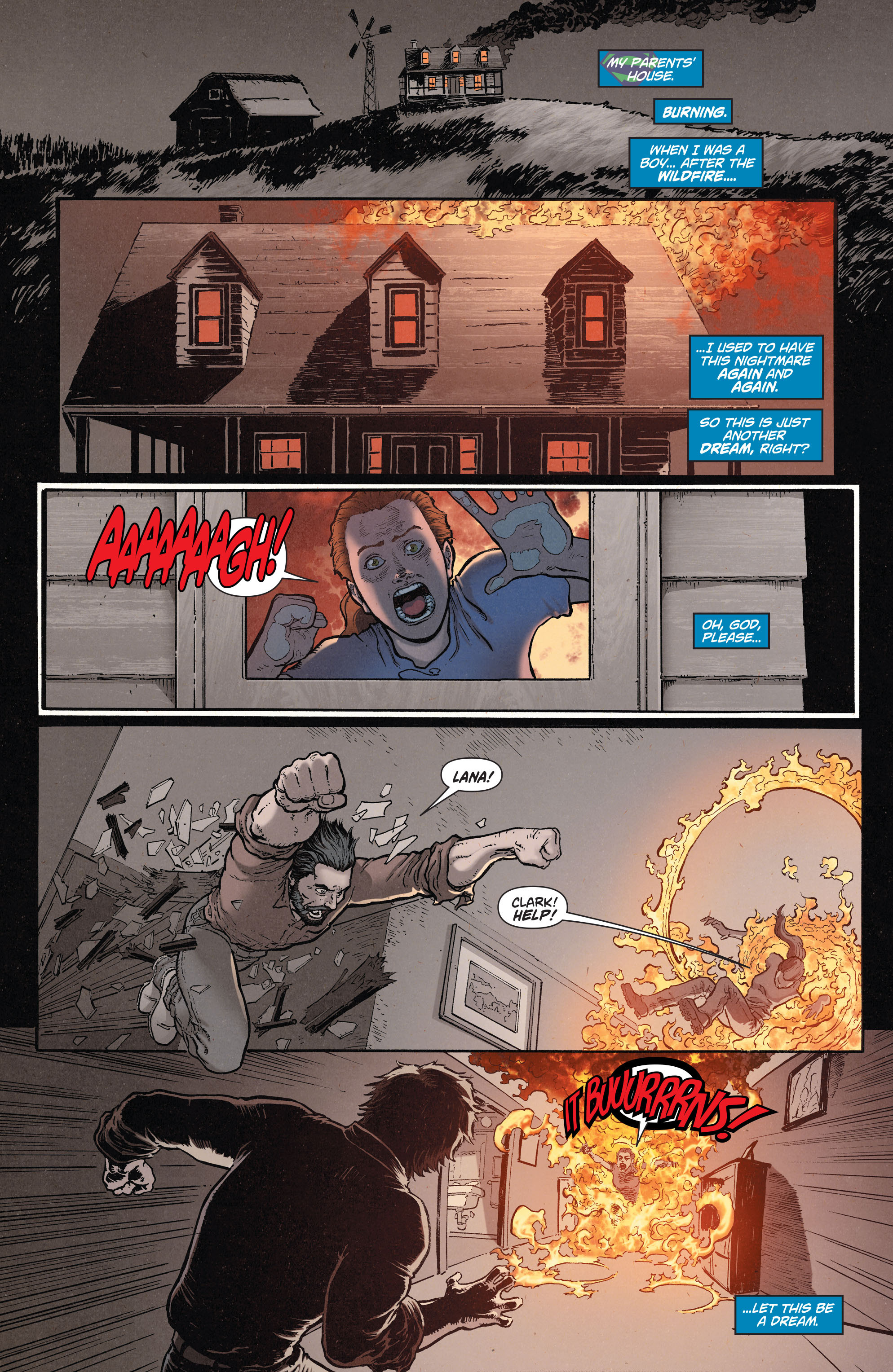 Read online Action Comics (2011) comic -  Issue #38 - 5