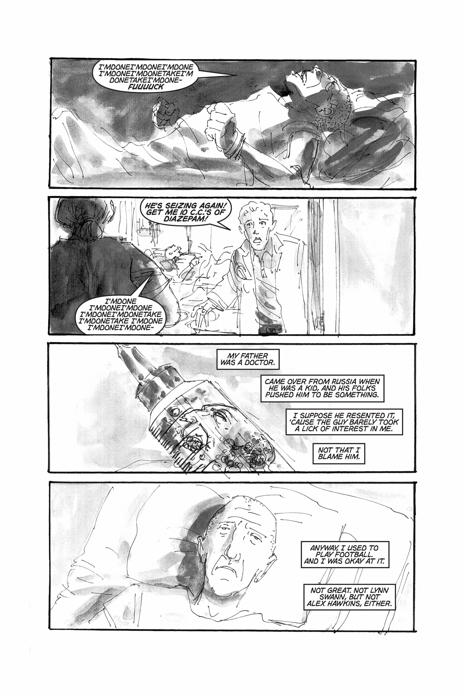Read online Tumor comic -  Issue # TPB - 46