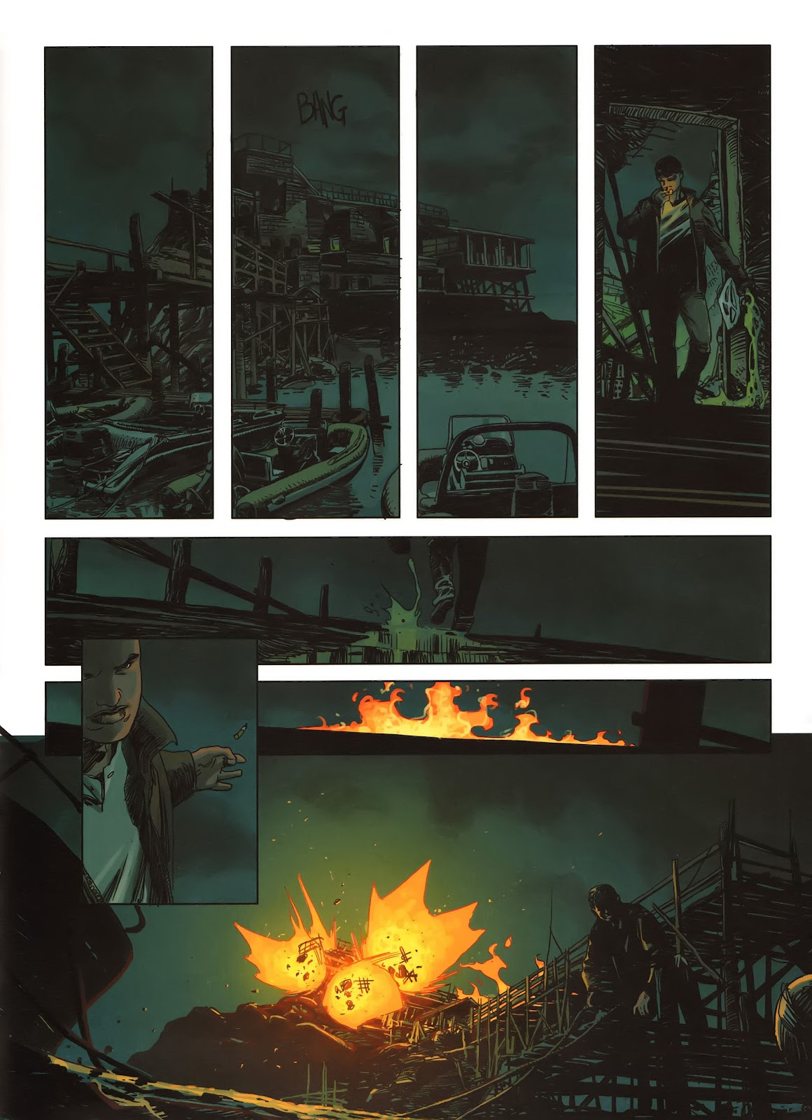 Read online Cutting Edge (2013) comic -  Issue #1 - 43