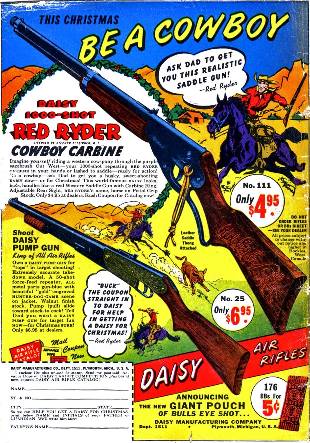 Read online Adventure Comics (1938) comic -  Issue #160 - 52