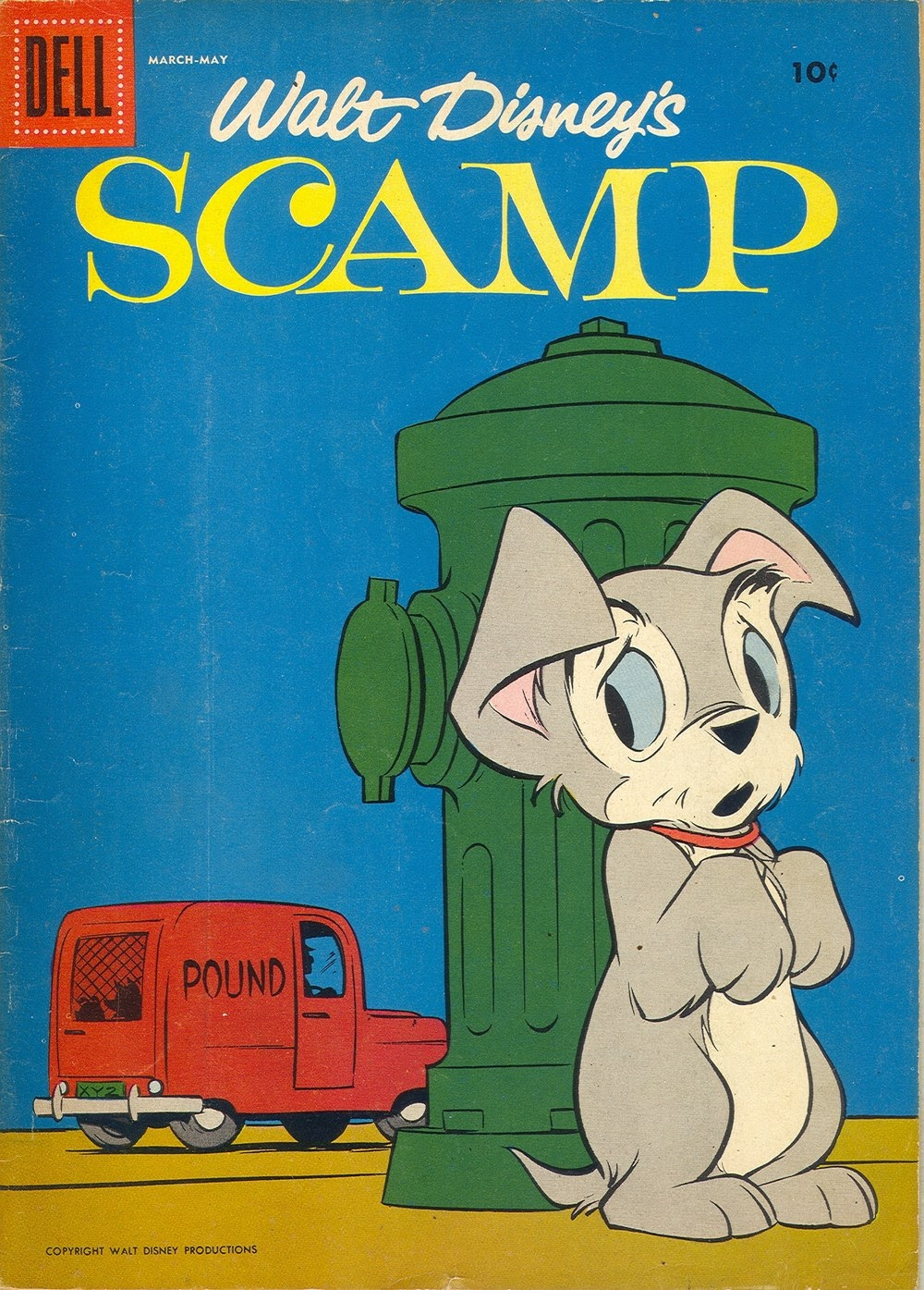 Scamp (1958) 5 Page 1