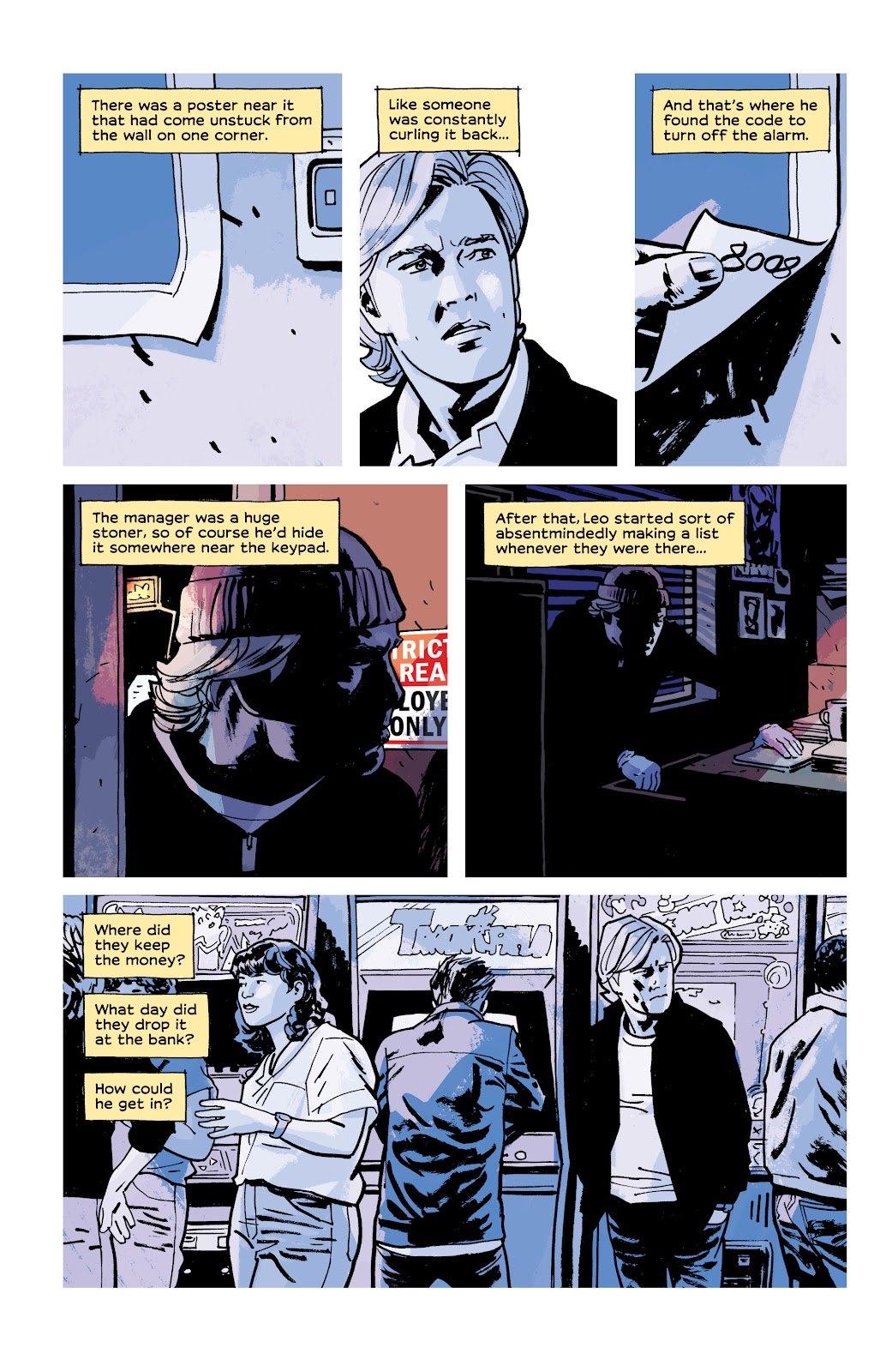 Read online Criminal (2019) comic -  Issue #9 - 15