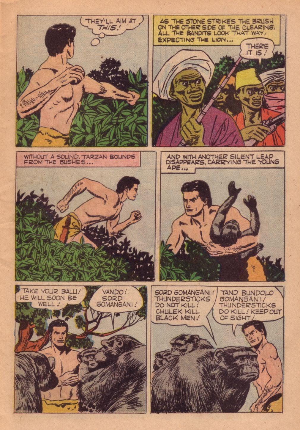Tarzan (1948) issue 109 - Page 5