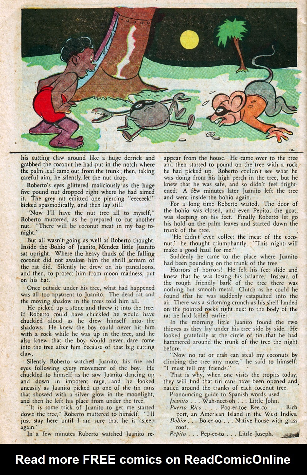 Jingle Jangle Comics issue 20 - Page 44