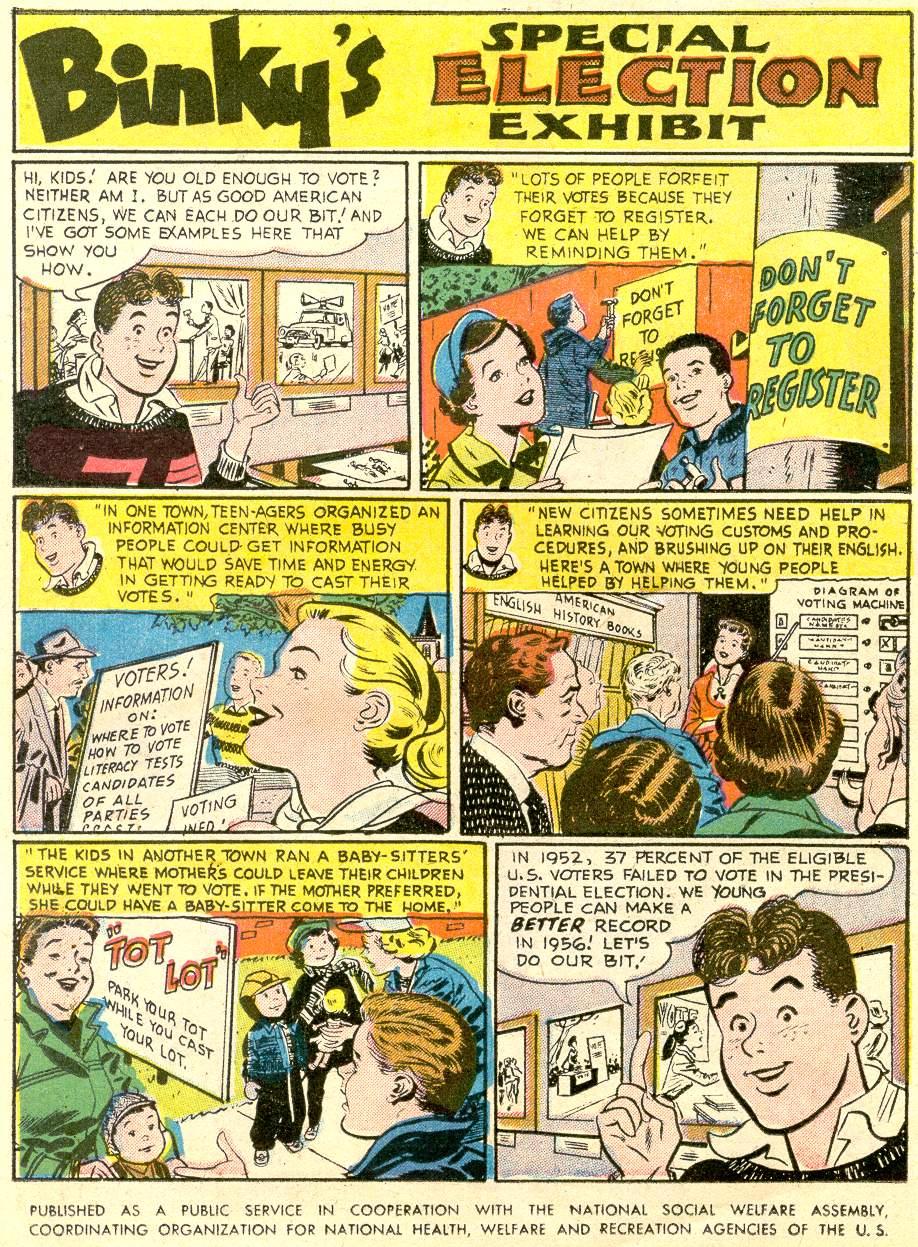 Read online Adventure Comics (1938) comic -  Issue #230 - 14