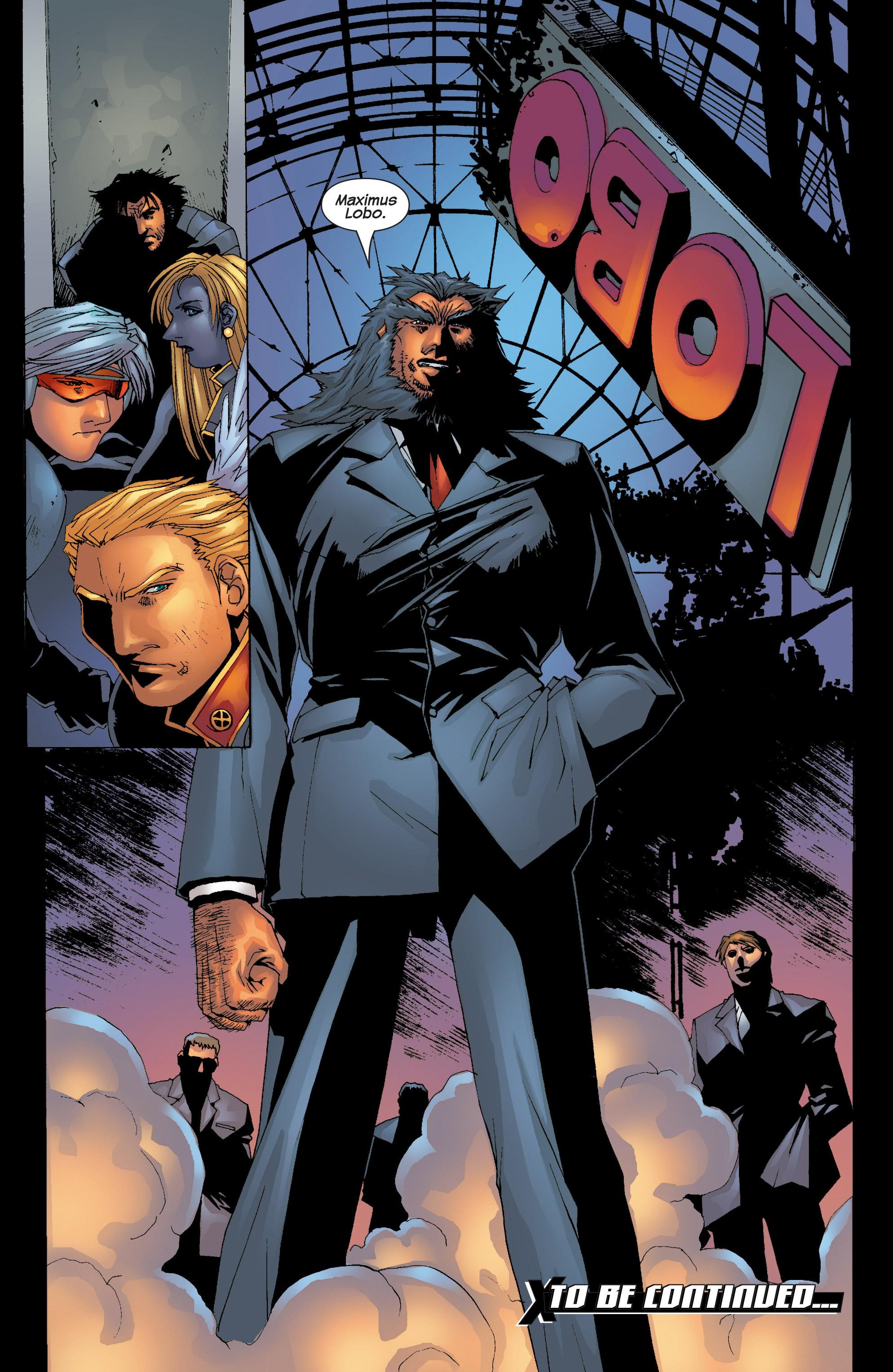 Read online Uncanny X-Men (1963) comic -  Issue #417 - 24