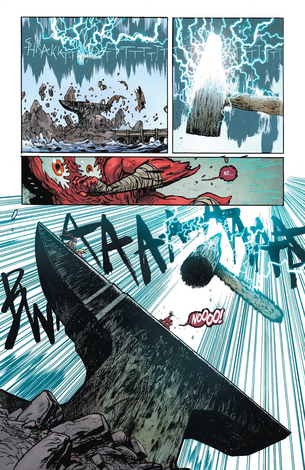Read online Murder Falcon comic -  Issue #8 - 19
