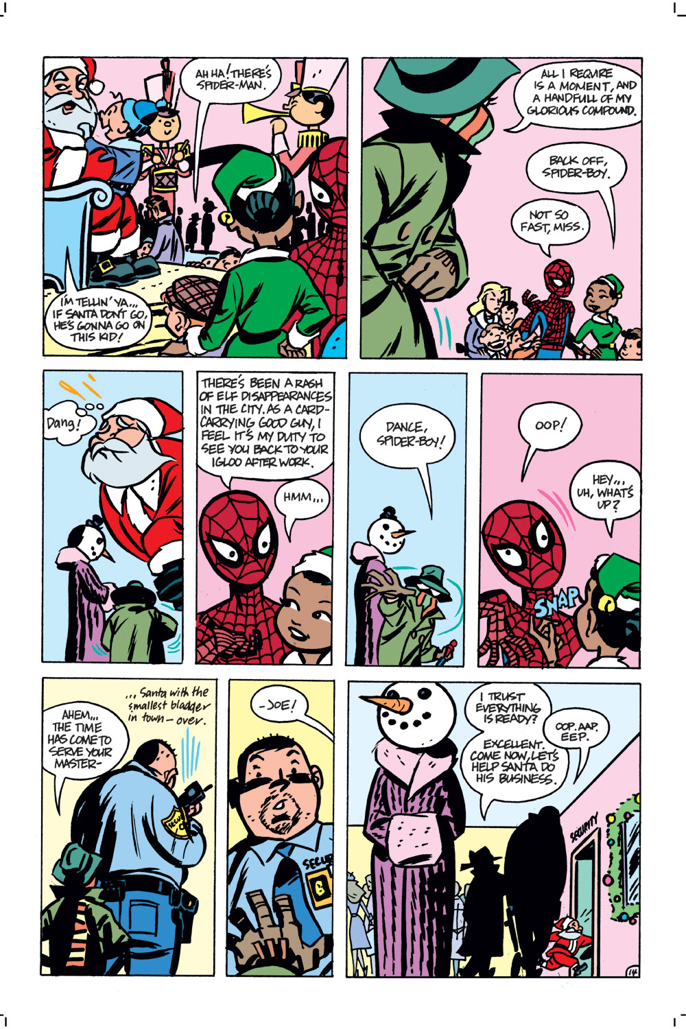 Spider-Man's Tangled Web Issue #21 #21 - English 14