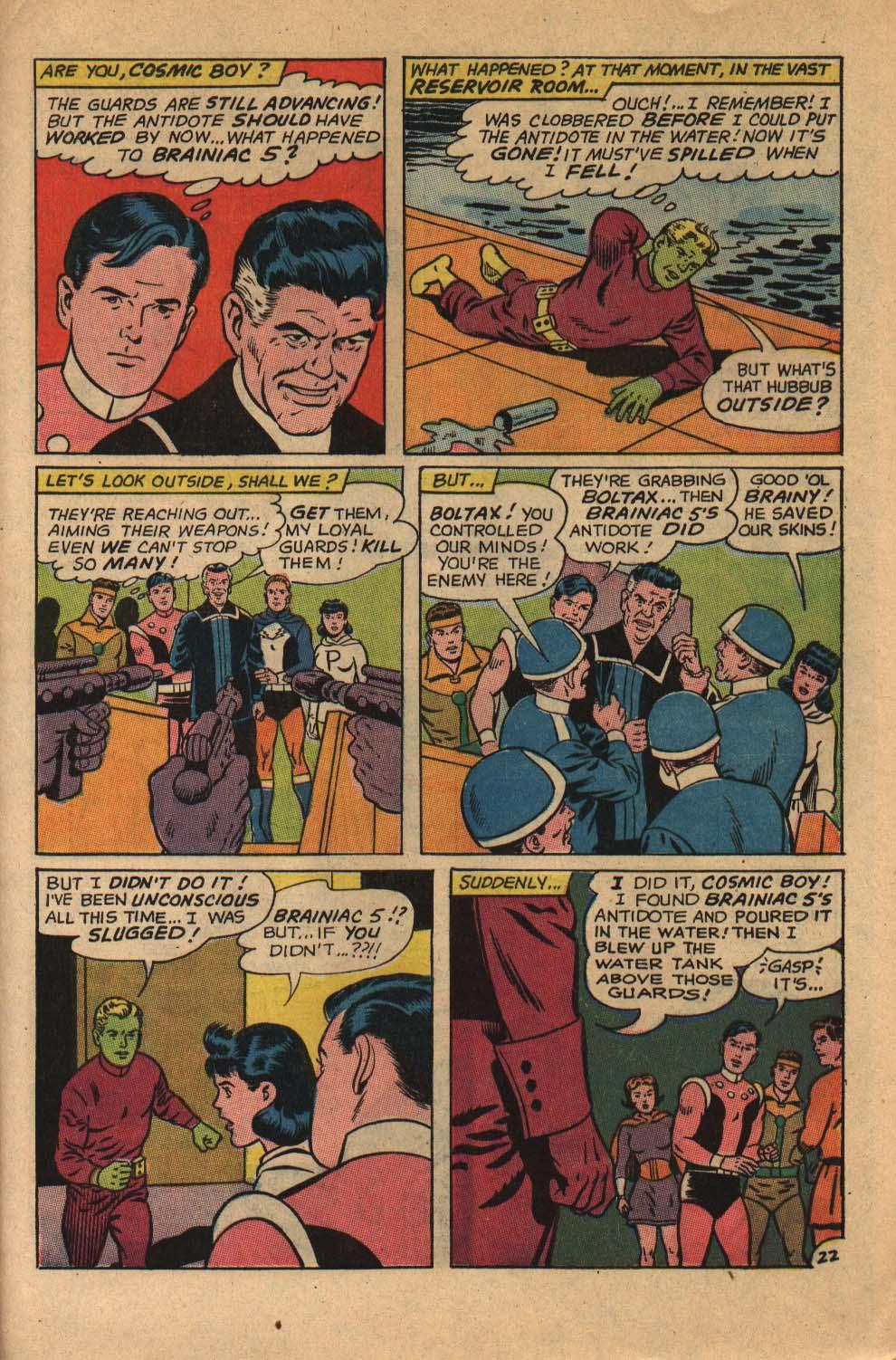 Read online Adventure Comics (1938) comic -  Issue #360 - 29
