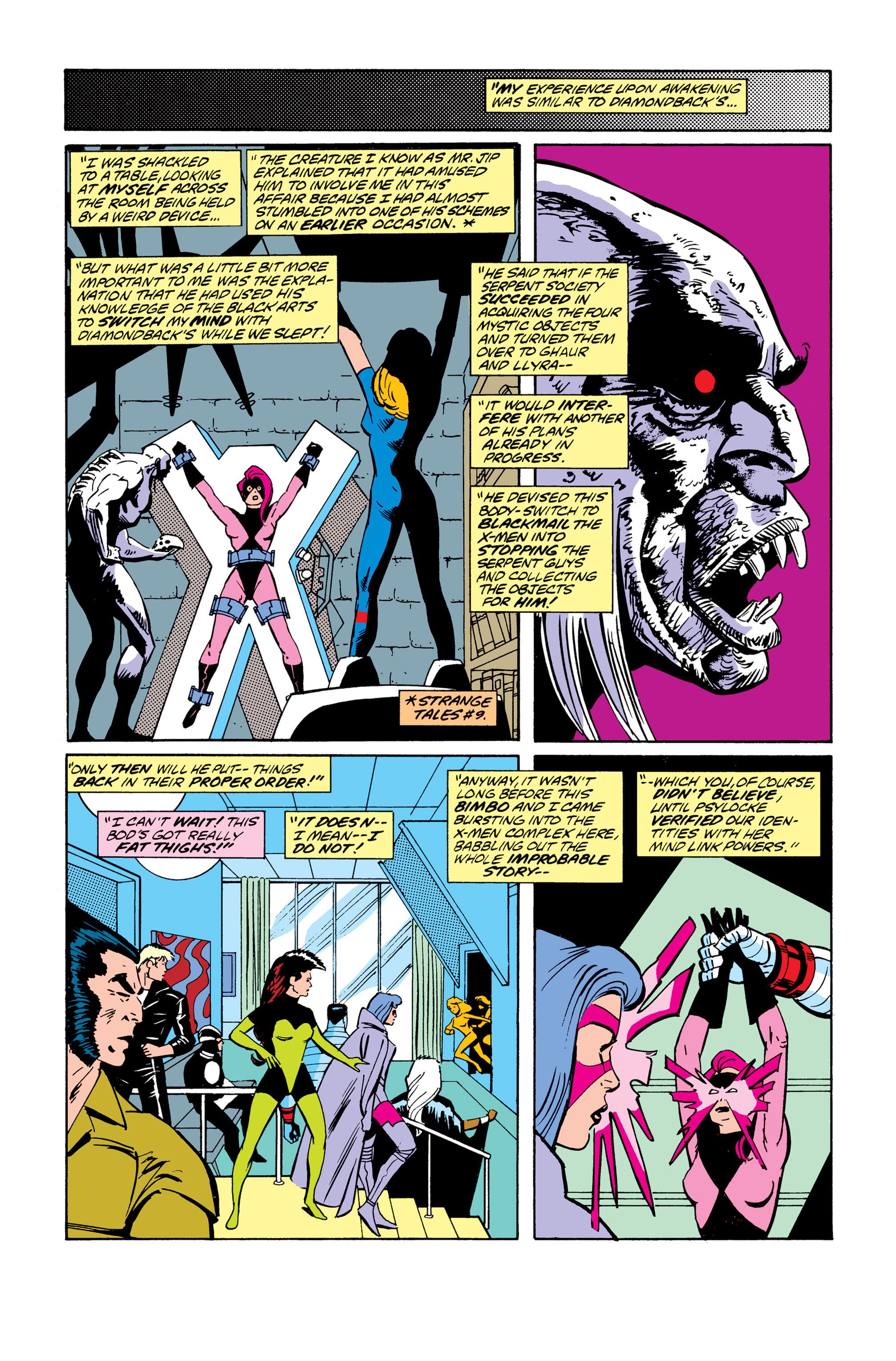 Read online Uncanny X-Men (1963) comic -  Issue # _Annual 13 - 7