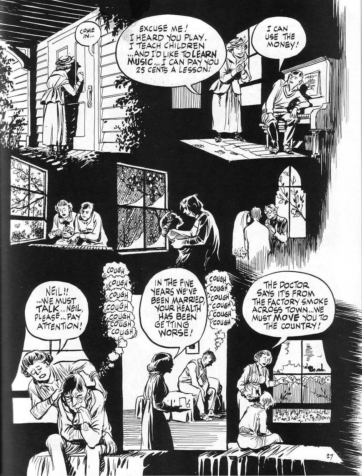 Read online Dropsie Avenue, The Neighborhood comic -  Issue # Full - 29