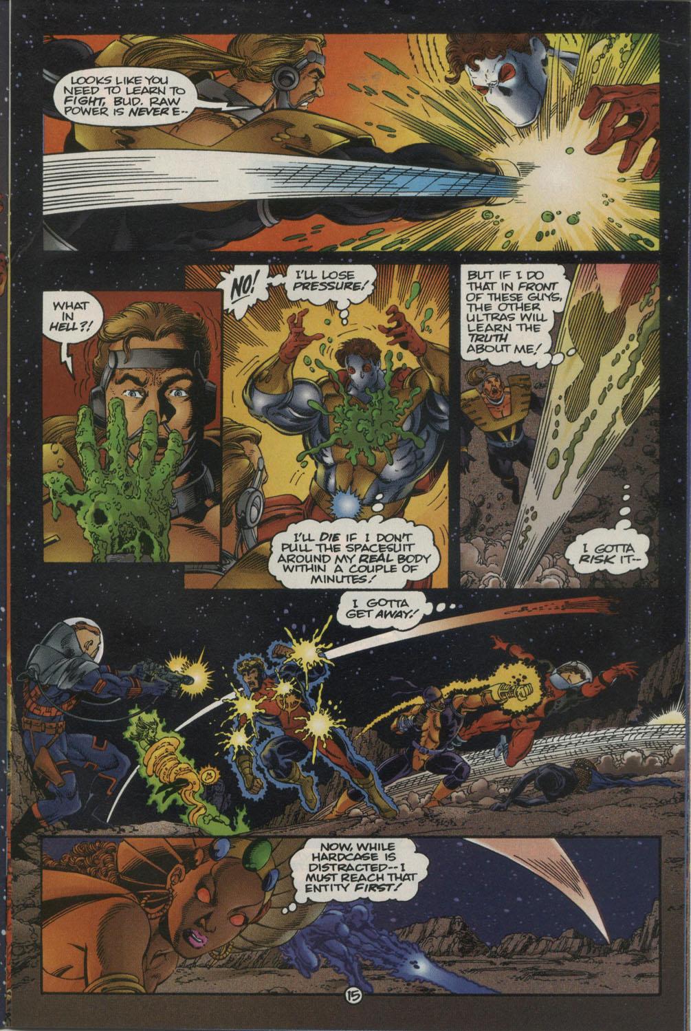 Read online Break-Thru comic -  Issue #2 - 16