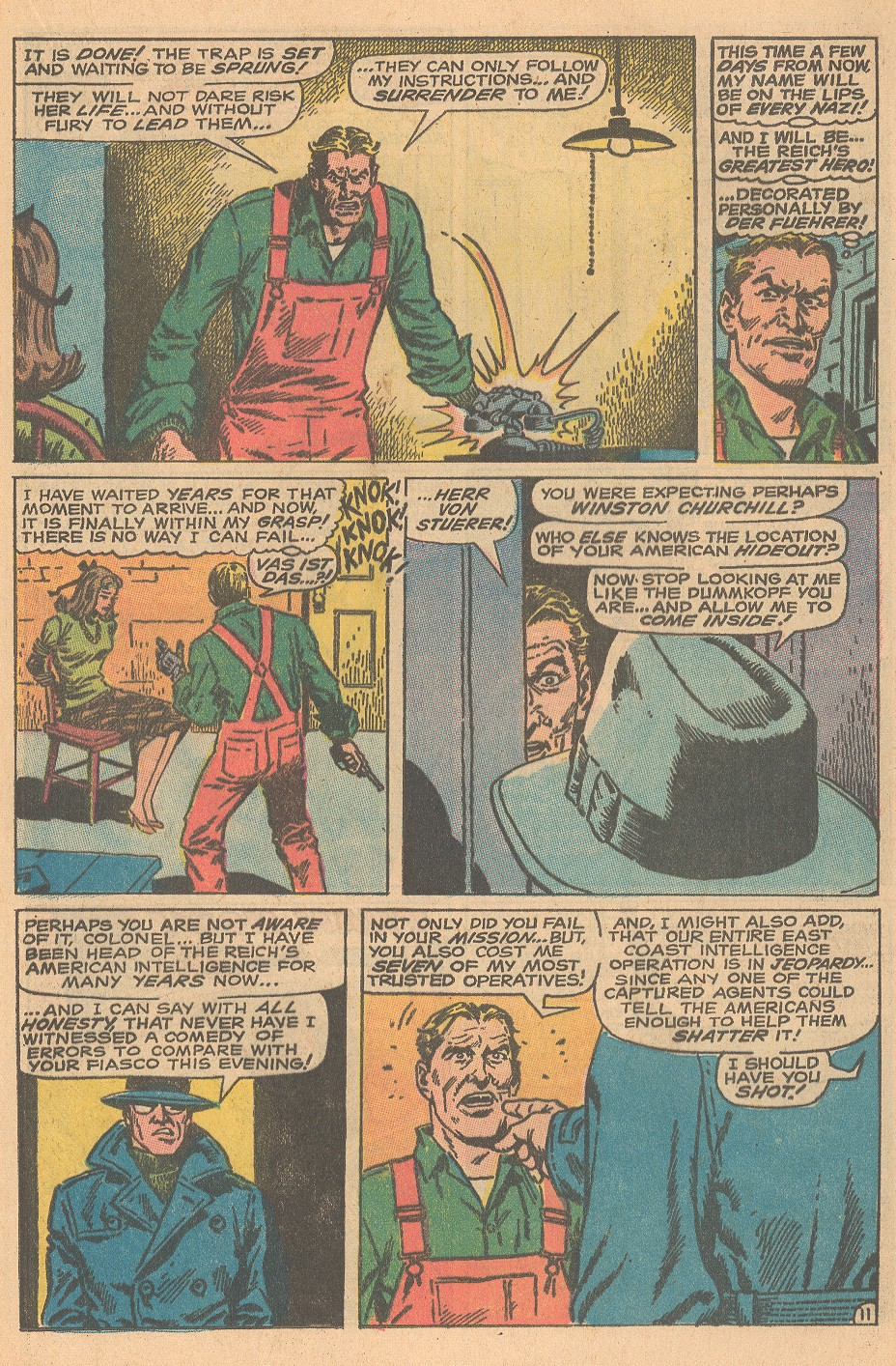 Read online Sgt. Fury comic -  Issue #69 - 17