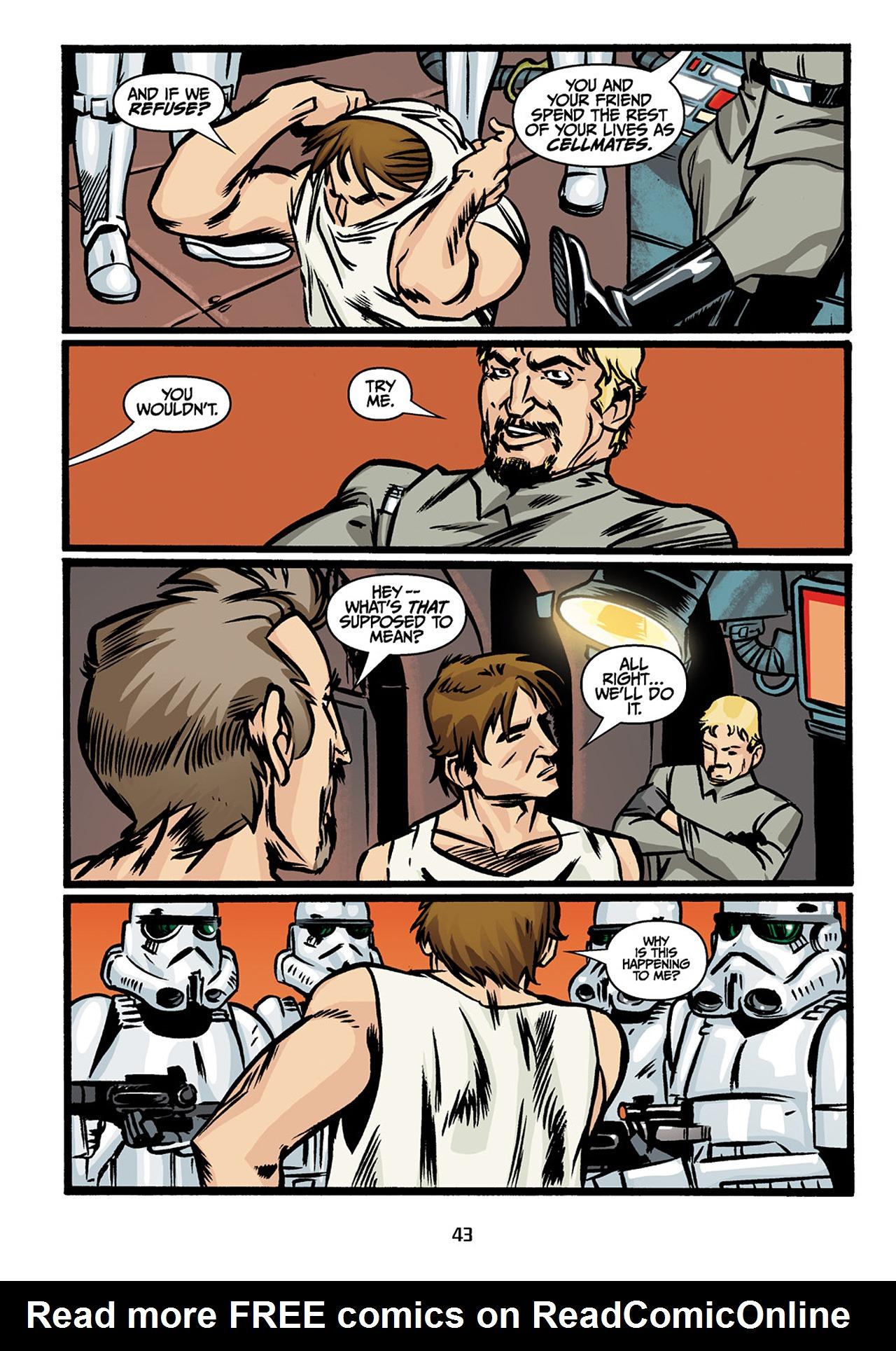 Read online Star Wars Omnibus comic -  Issue # Vol. 33 - 45