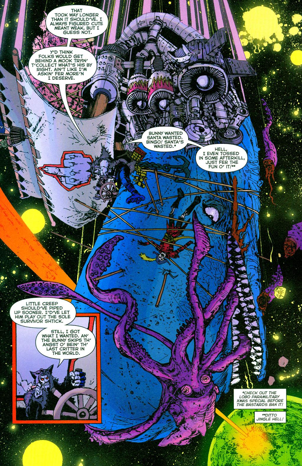 Read online The Authority/Lobo: Spring Break Massacre comic -  Issue # Full - 9