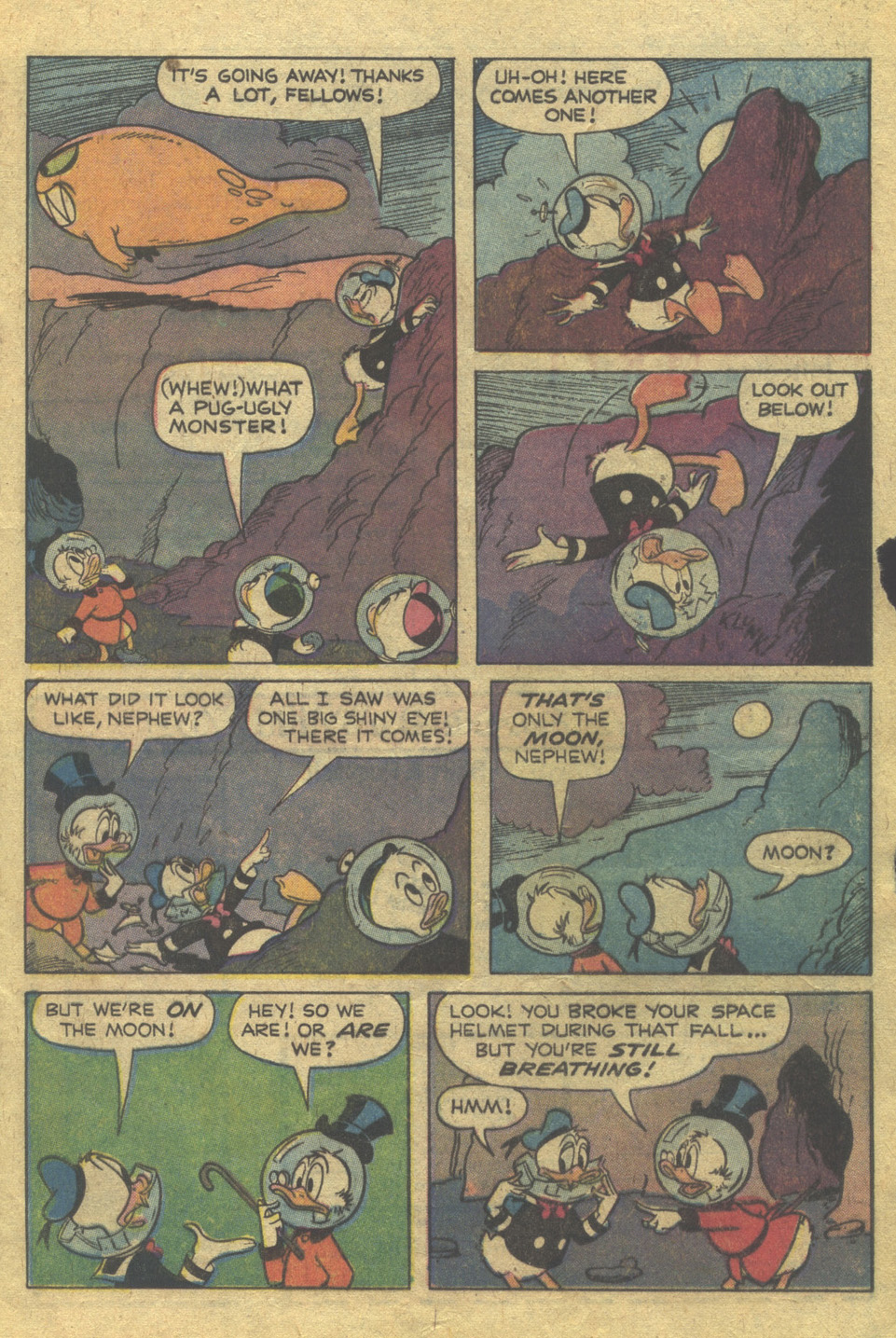 Read online Uncle Scrooge (1953) comic -  Issue #162 - 13