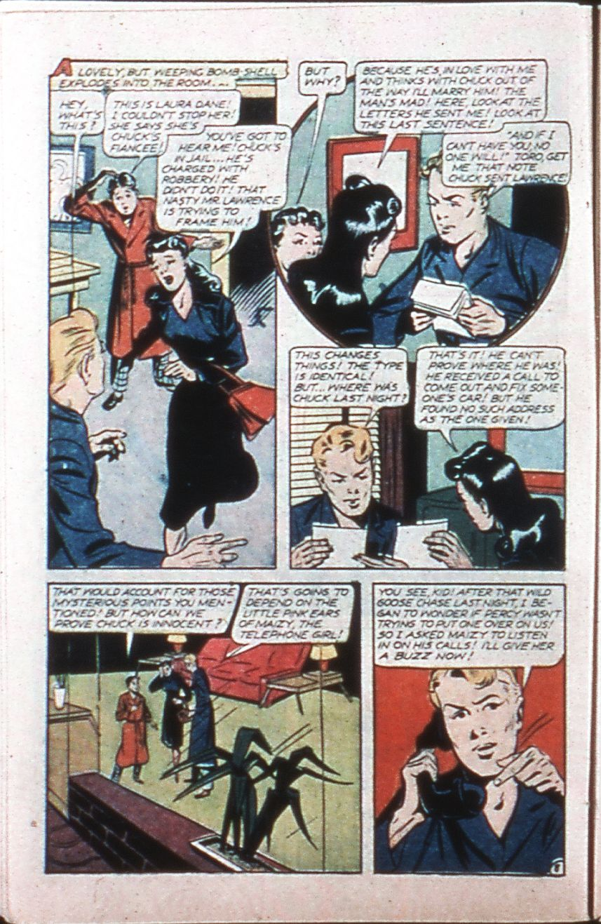 Marvel Mystery Comics (1939) issue 64 - Page 10