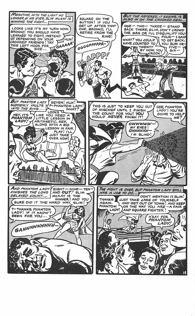 Read online Golden-Age Men of Mystery comic -  Issue #2 - 42