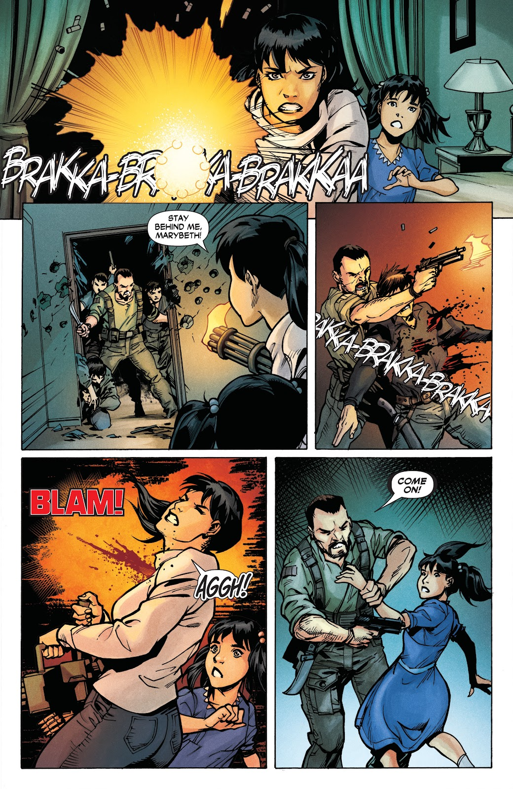 Read online Roku comic -  Issue #2 - 13
