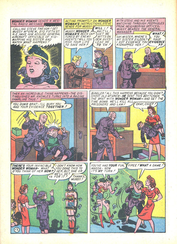 Read online Sensation (Mystery) Comics comic -  Issue #23 - 14