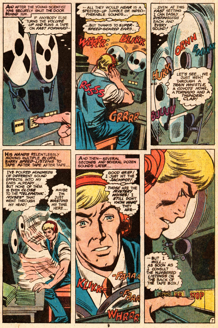 Read online Adventure Comics (1938) comic -  Issue #465 - 10