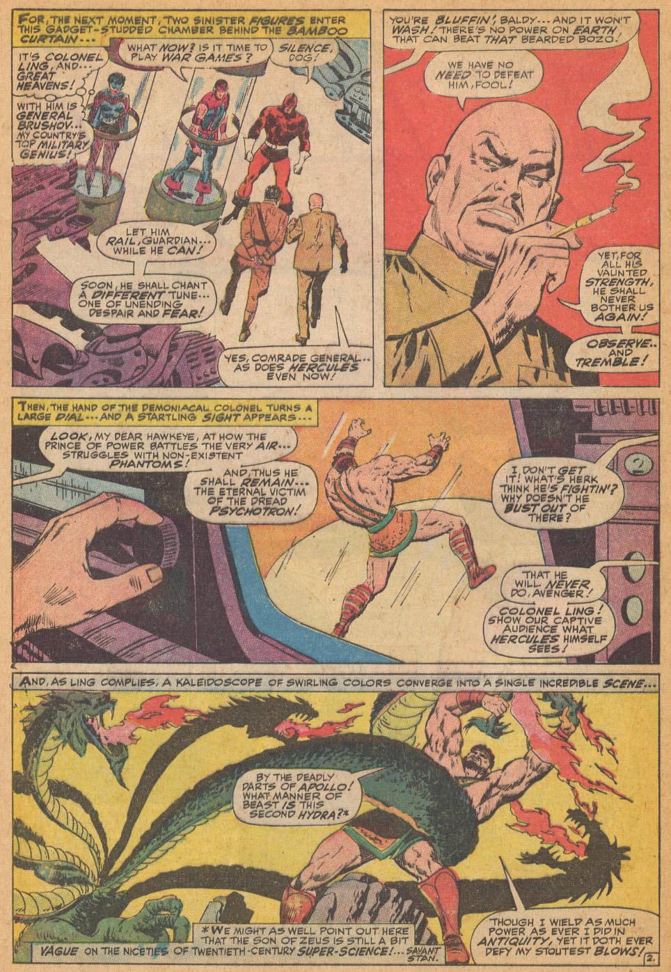 The Avengers (1963) 44 Page 3