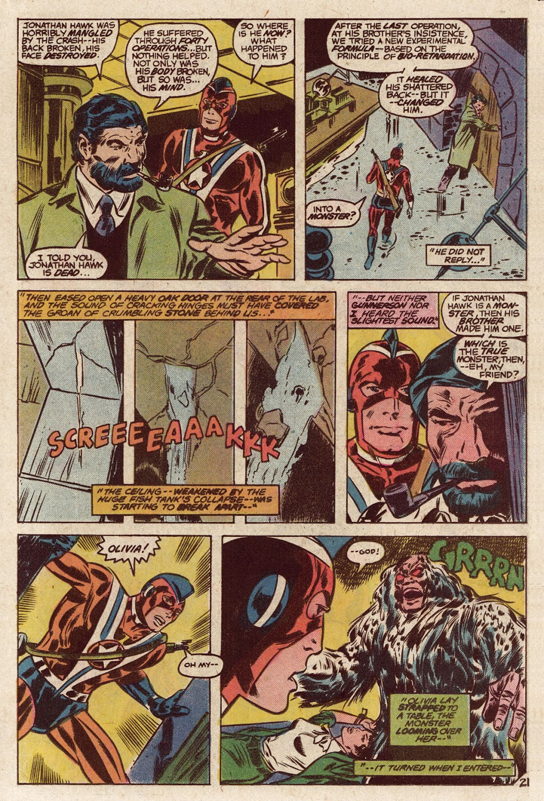 Steel, The Indestructible Man issue 5 - Page 32