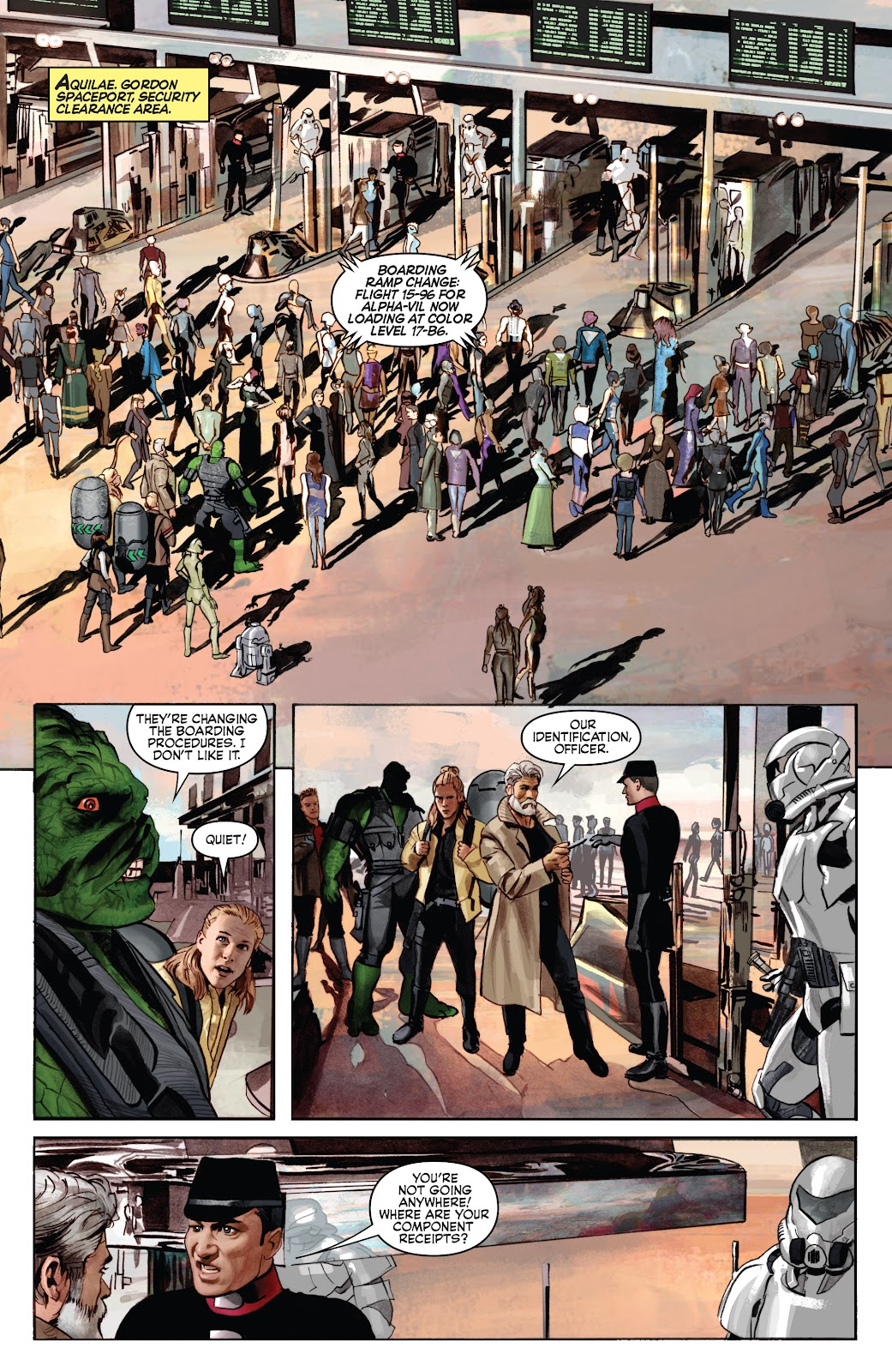 Read online Star Wars Legends: Infinities - Epic Collection comic -  Issue # TPB (Part 4) - 95