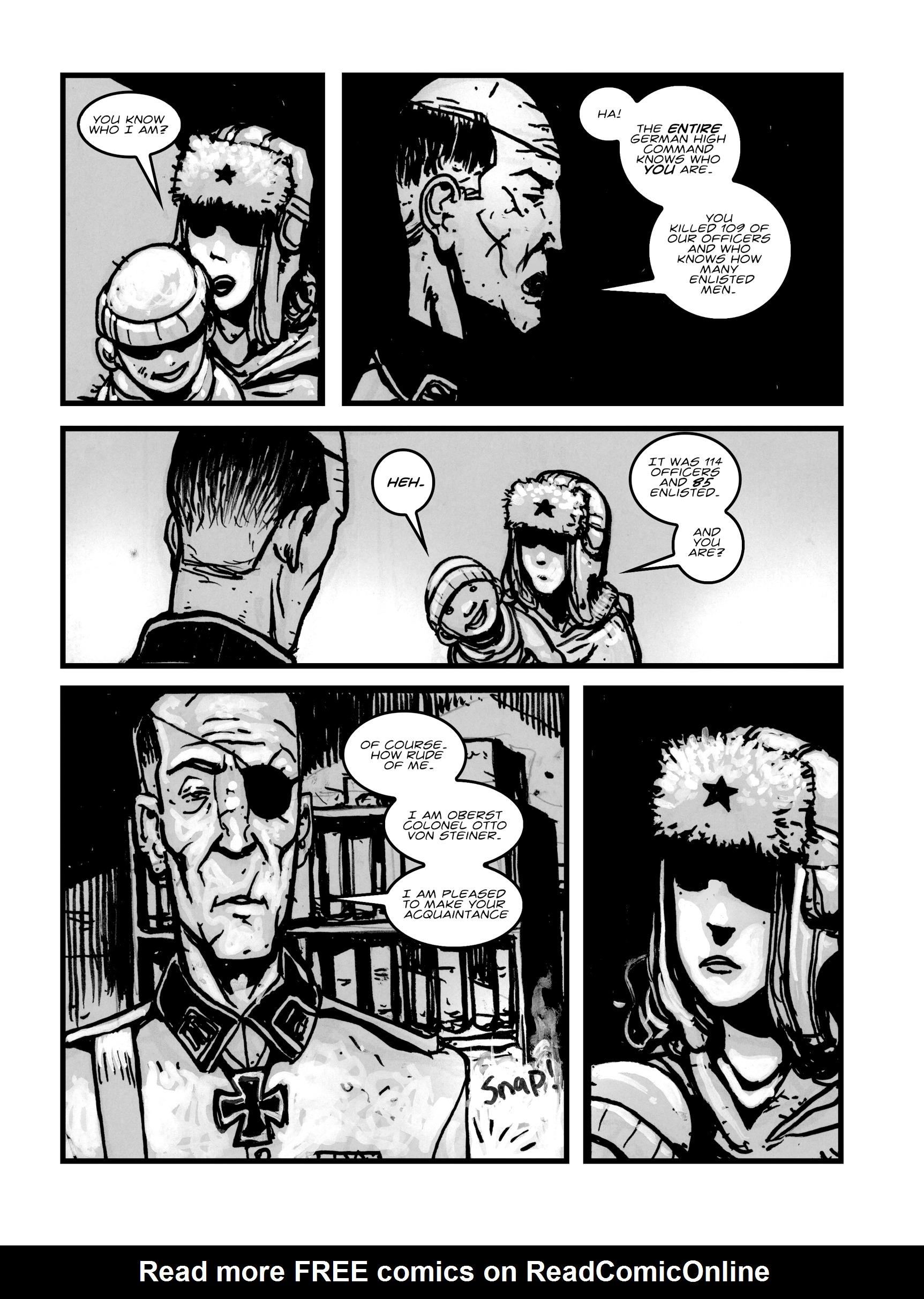 Read online FUBAR comic -  Issue #1 - 93