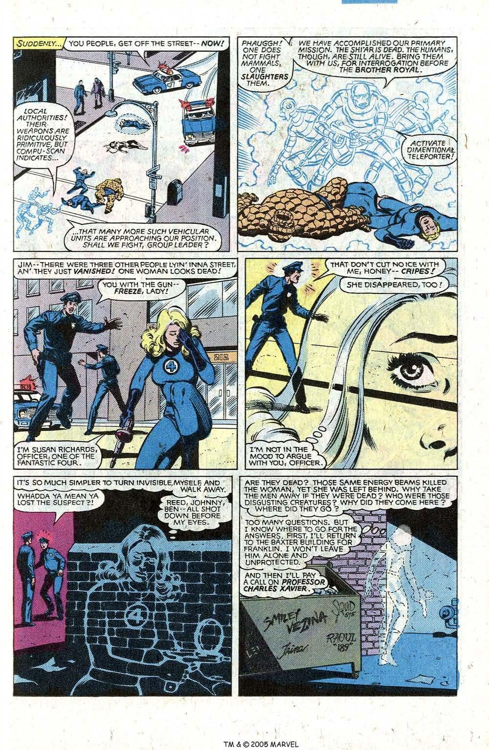 Read online Uncanny X-Men (1963) comic -  Issue # _Annual 5 - 11