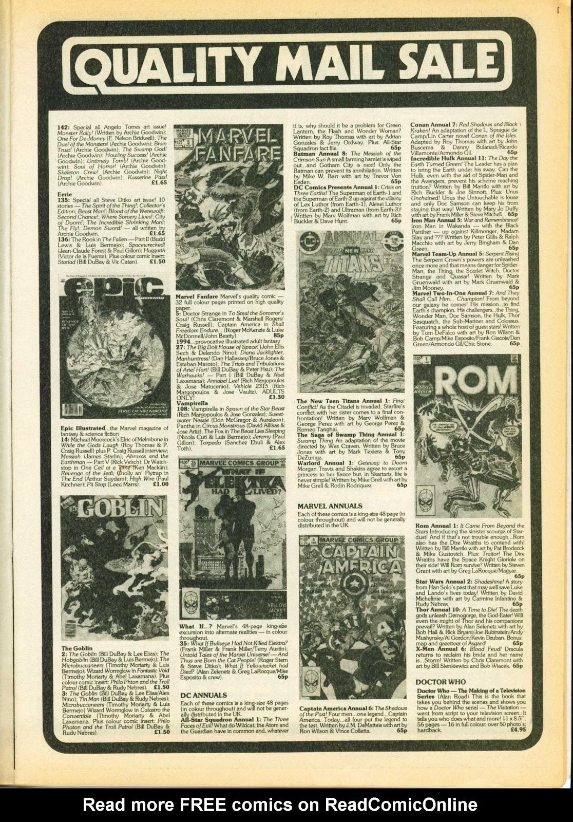 Warrior Issue #9 #10 - English 25