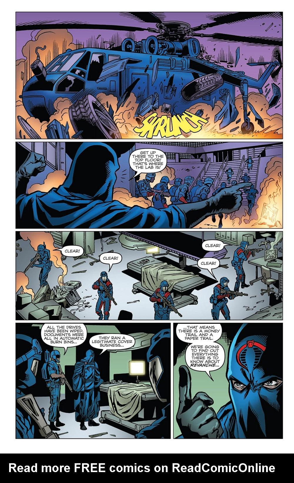 G.I. Joe: A Real American Hero 175 Page 24