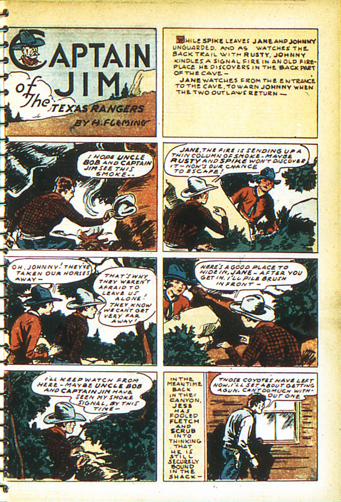 Read online Adventure Comics (1938) comic -  Issue #26 - 4