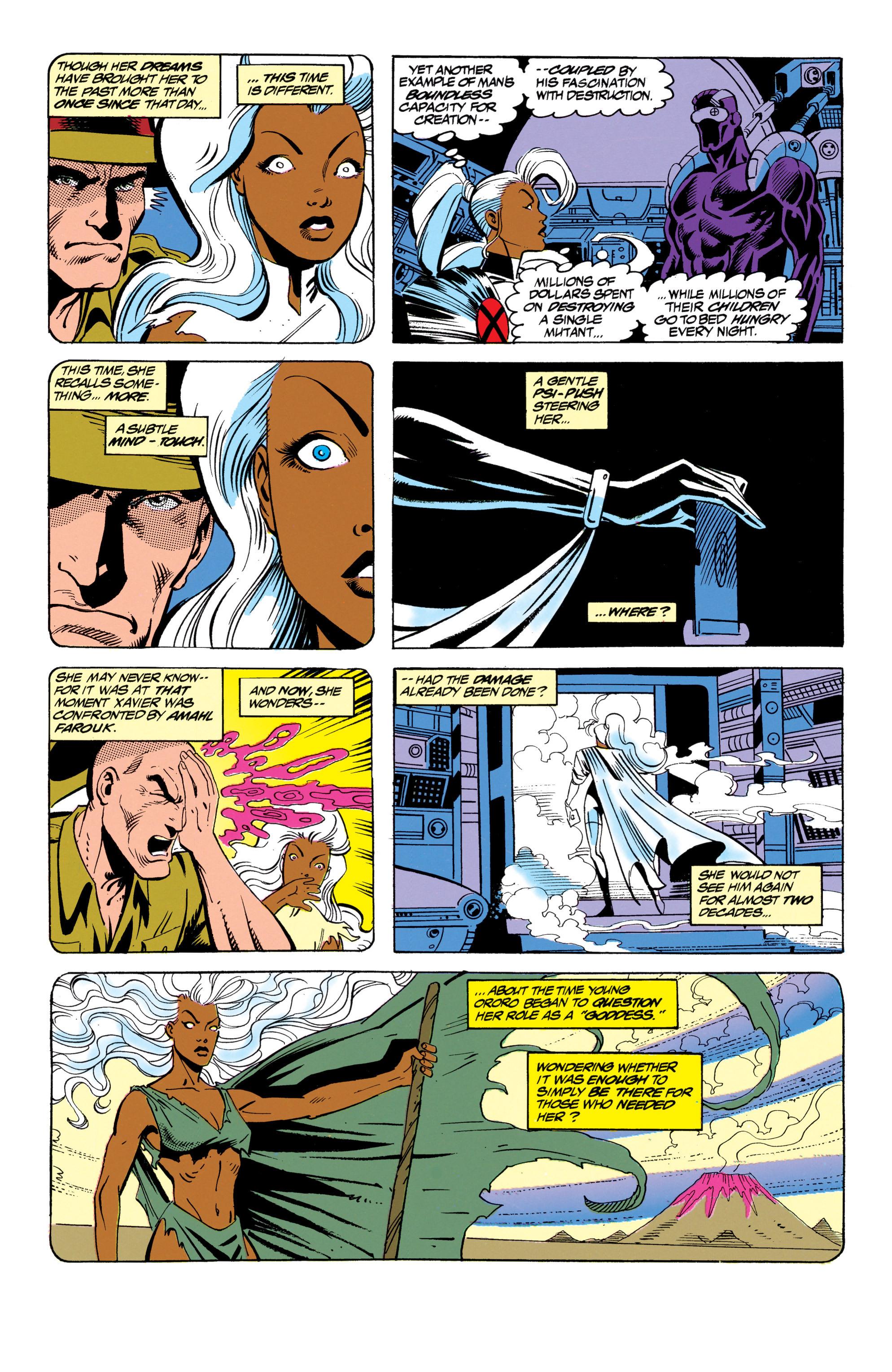 Read online Uncanny X-Men (1963) comic -  Issue #305 - 20
