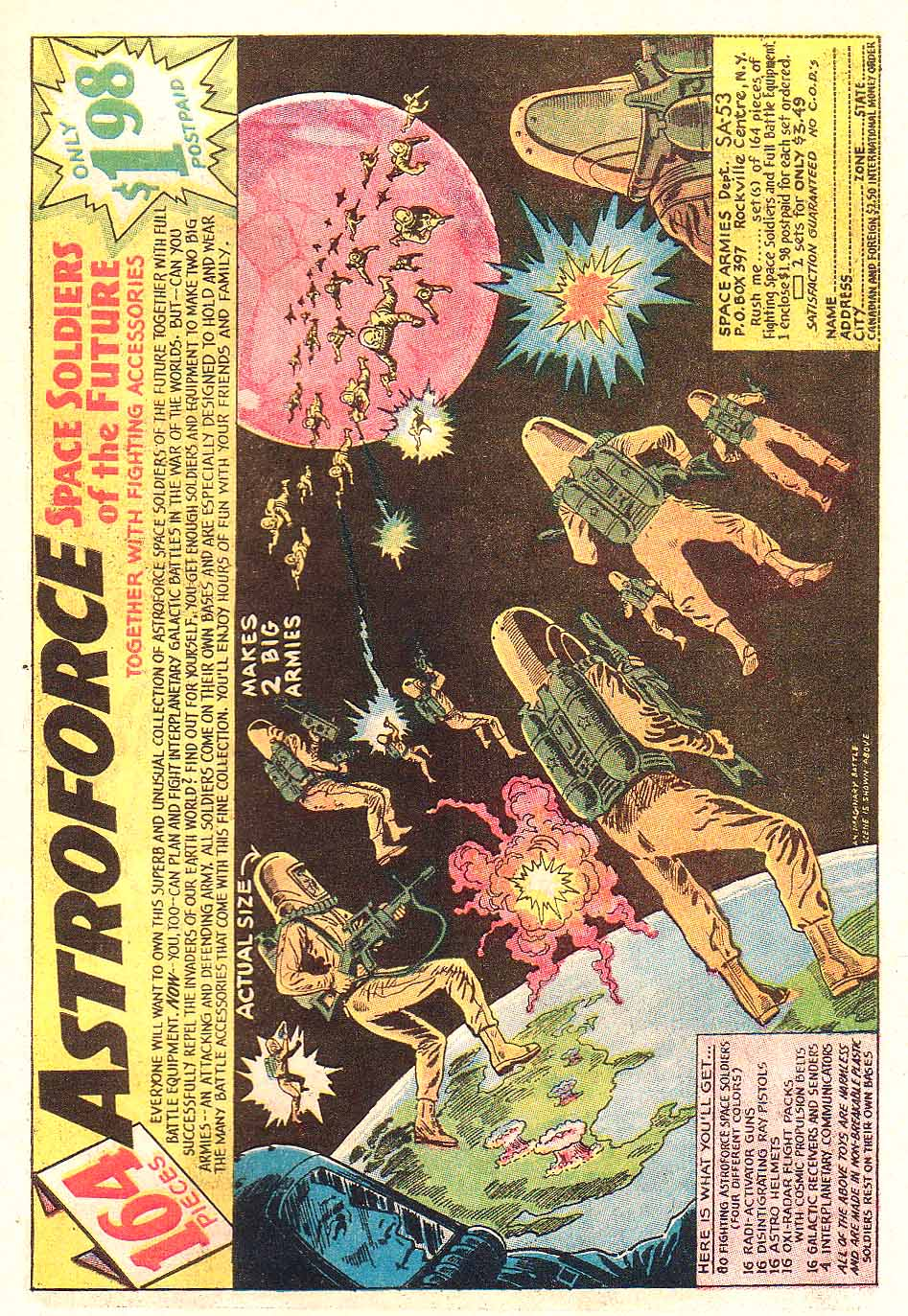 Read online Aquaman (1962) comic -  Issue #20 - 23