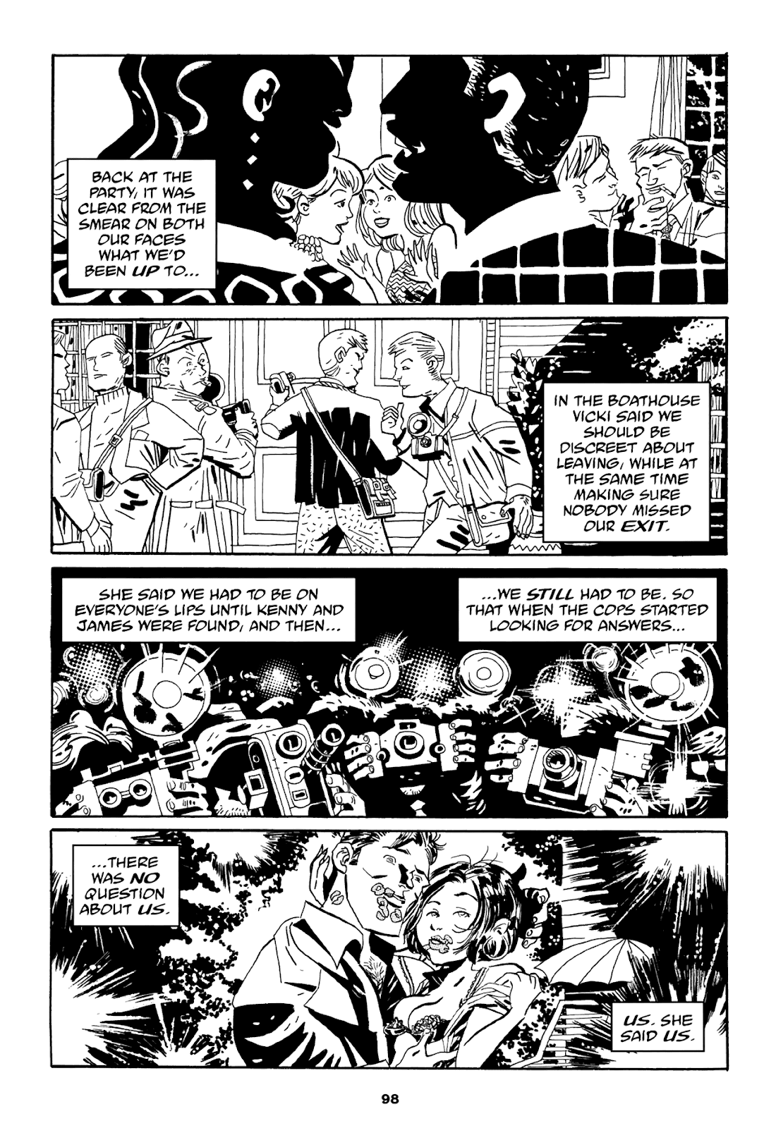 Read online Filthy Rich comic -  Issue # TPB (Part 2) - 3