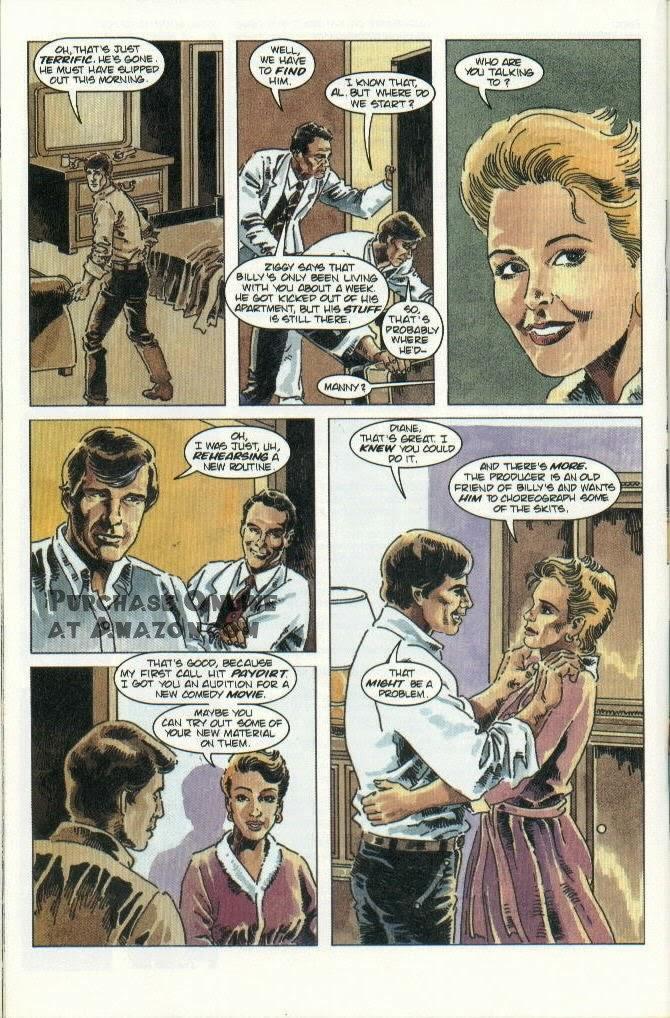 Read online Quantum Leap comic -  Issue #10 - 16