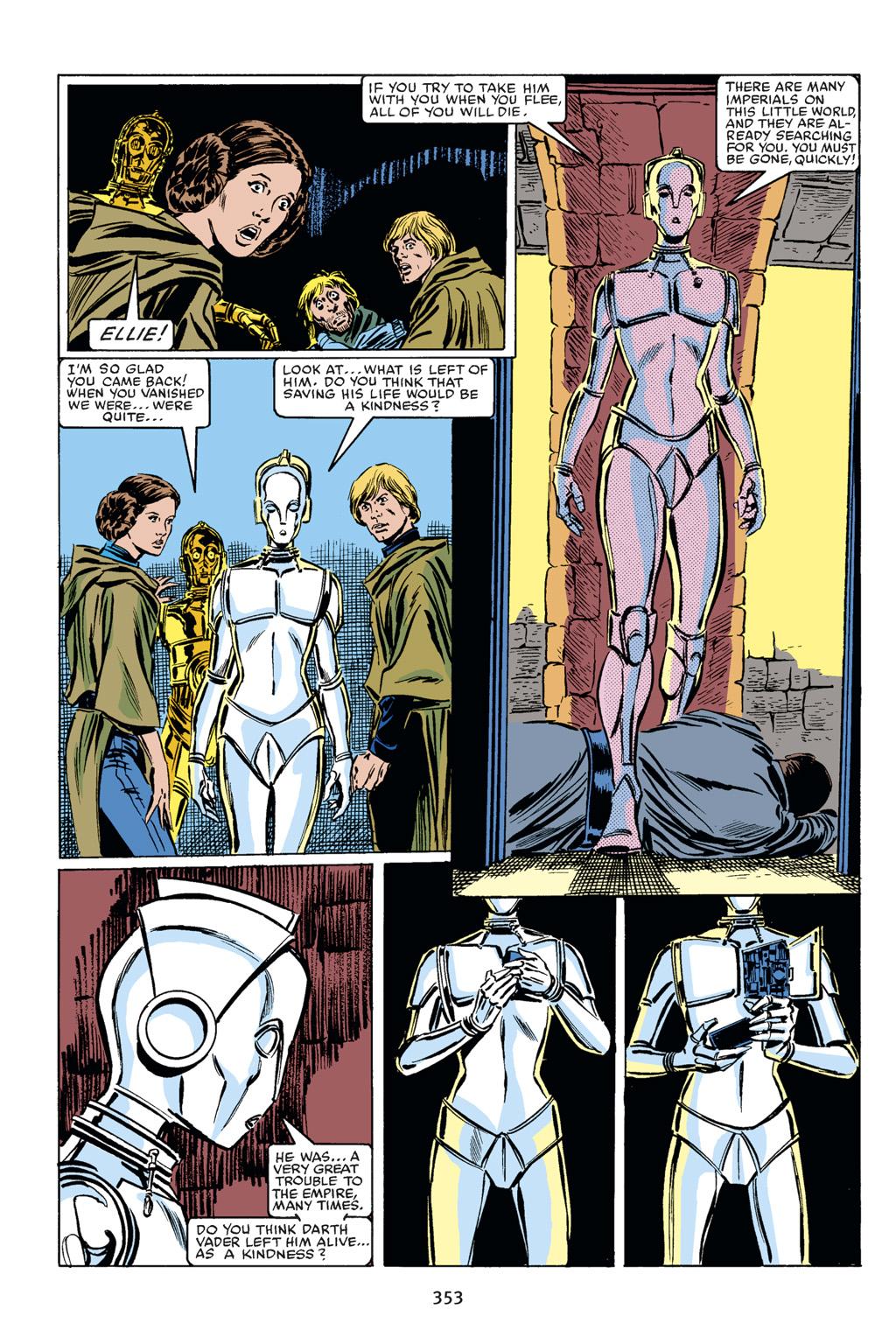 Read online Star Wars Omnibus comic -  Issue # Vol. 18.5 - 72